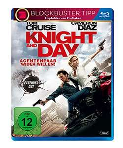 Knight and Day - Extended Cut (Blu-ray) für 3,68€ (Dodax)