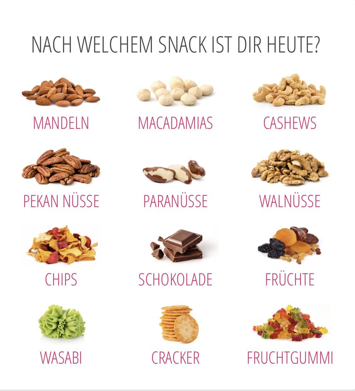 20% Rabatt auf alle Snackprodukte von CrackersCompany