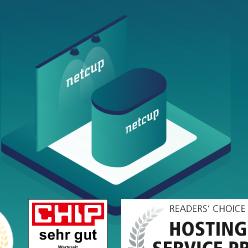 netcup Webhosting 50% Rabatt dauerhaft