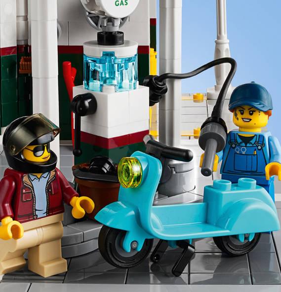 Lego 10264 Eckgarage für 135,15€