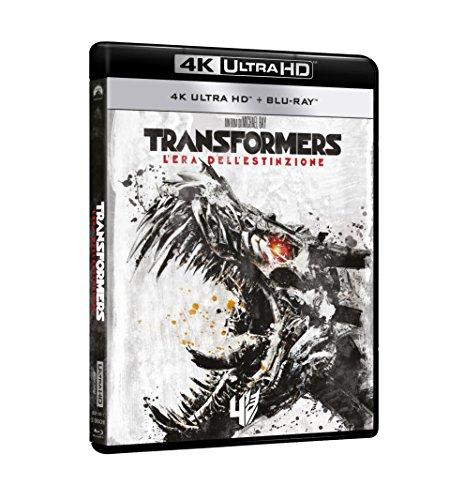 Transformers: Ära des Untergangs (4K Blu-ray + Blu-ray) für 10,75€ inkl. Versand (Amazon.es)
