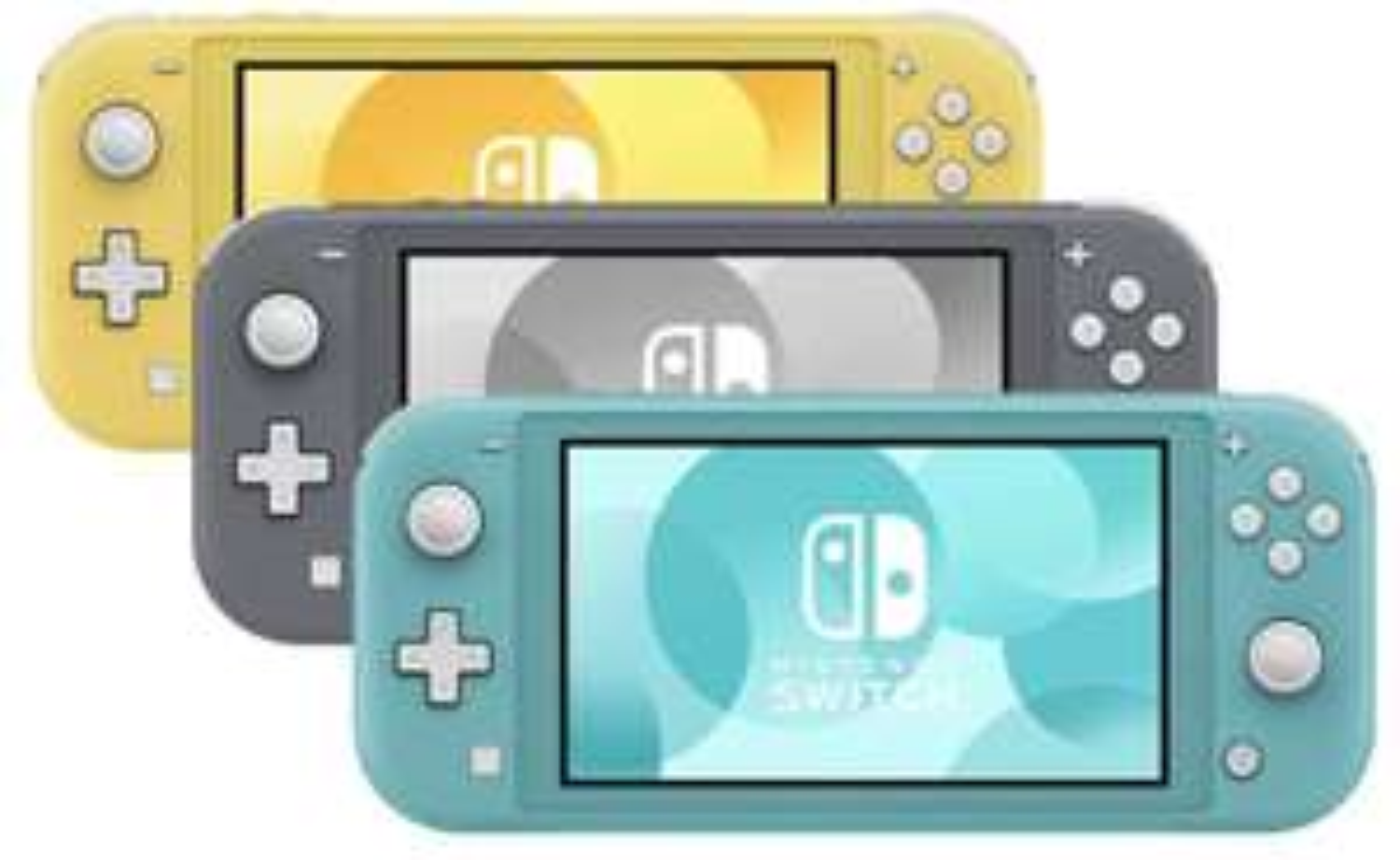 Nintendo Switch Lite 2019 grau für 206,46€ mit Click + Collect [MediaMarkt ebay]