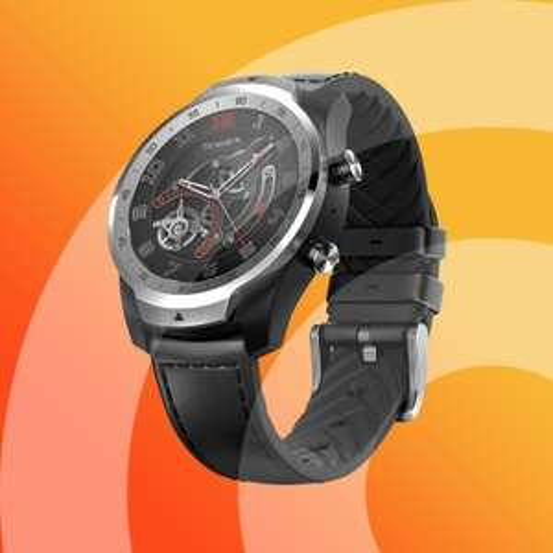 "[Amazon.it WHD - ""sehr gut""] TicWatch Pro - 1,39"" Amoled - Wear OS - GPS - NFC: Google Pay (Smartwatch)"