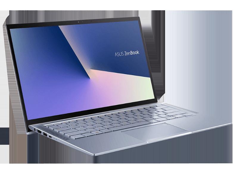 "ASUS ZenBook 14 - 14""  FHD matt, Ryzen™ 5 3500U, Vega 8, 8GB RAM, 512GB NVMe SSD, Bel. Tastatur, Fingerabdruck Sensor, 1,39kg, Win 10"