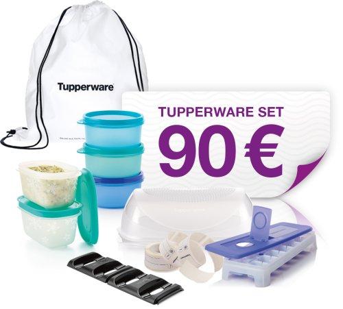 Tupperware beim Kauf von No Frost Kühlschränken von Hisense oder Gorenje