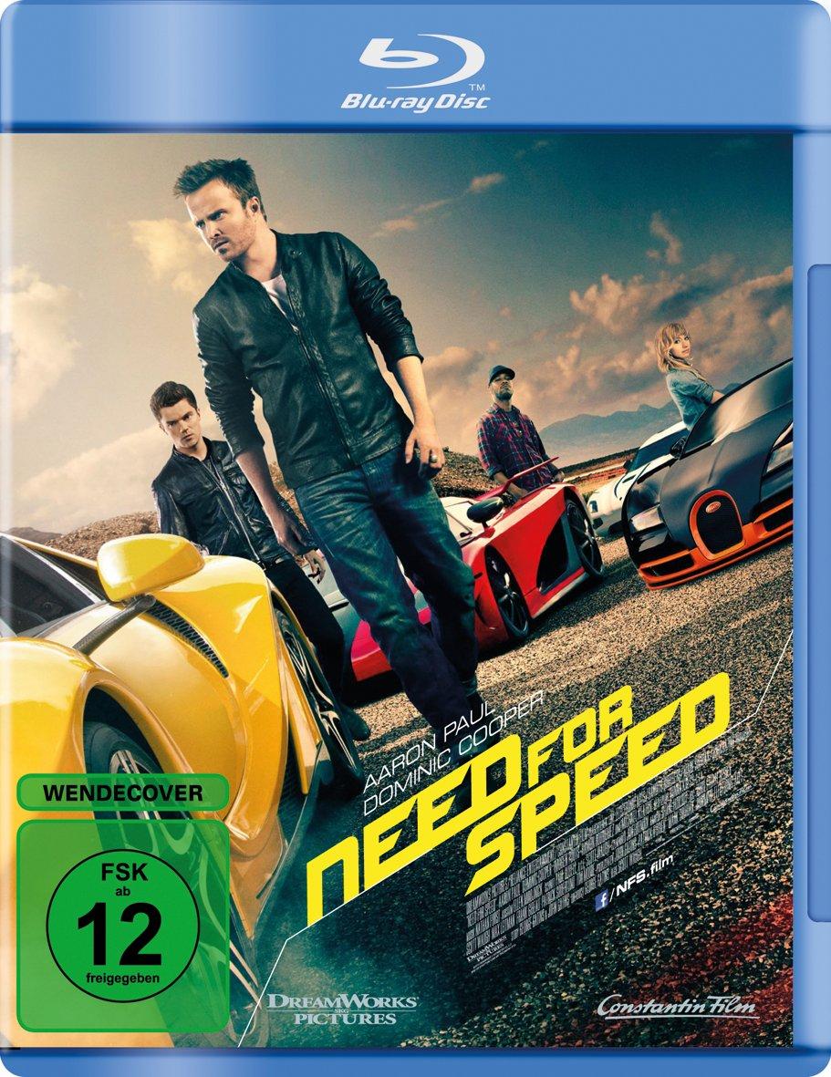 Need for Speed (Blu-ray) für 3,68€ (Dodax)