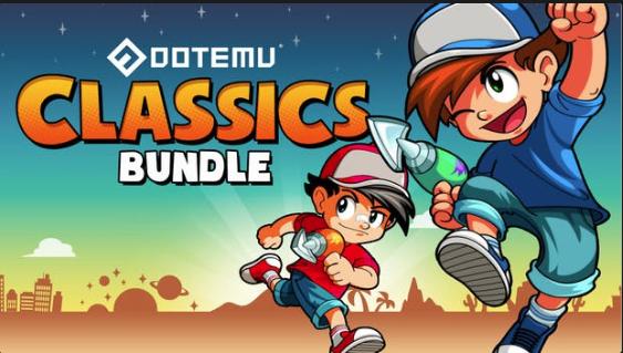 DotEmu Classics Bundle (Steam) für 1,95€ @Fanatical