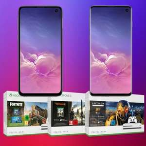 MD Vodafone Spezial (10GB LTE) mtl. 21,99€ / 26,99€ + Samsung Galaxy S10e / S10 + Xbox One S 1TB Bundles (Anthem, Division, Fortnite) 99€ ZZ