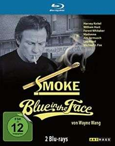 Smoke/Blue in the Face [Blu-ray] für 6,96€ [Alphamovies@Ebay & Amazon Prime]