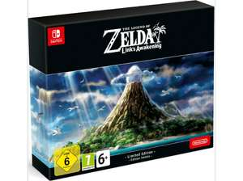 The Legend of Zelda - Link's Awakening (Limited Edition) [Nintendo Switch] - wieder verfügbar