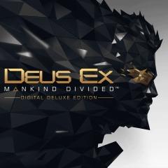 Deus Ex: Mankind Divided Digital Deluxe Edition inkl. Season Pass (PS4) für 5,99€ (PSN Store)