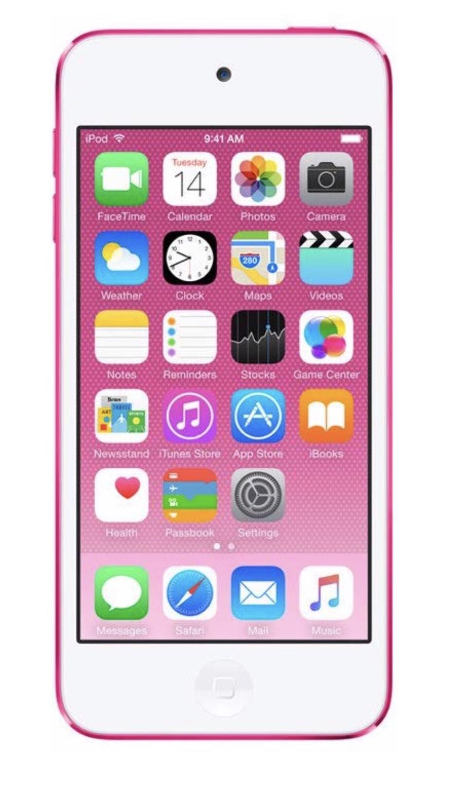 APPLE MKHQ2FD/A iPod touch iPod touch (32 GB, Pink) MediaMarkt/ eBay/ amazon