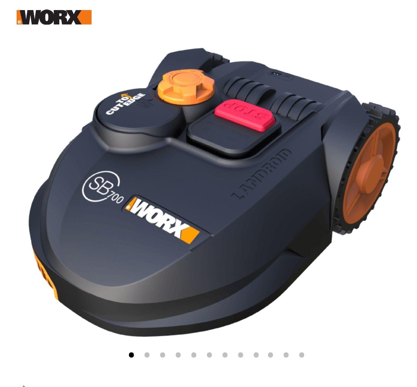 Landroid Worx SB700 Mähroboter