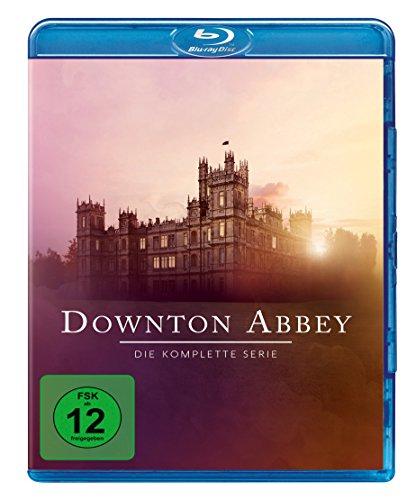 Downton Abbey - Die komplette Serie (Blu-ray) für 39,97€ (Amazon Prime) als Tagesangebot