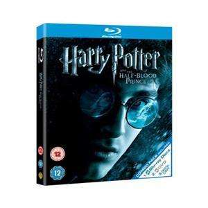 (UK) Harry Potter und der Halbblutprinz (Harry Potter And The Half Blood Prince) [Blu-Ray + DVD + Digital Copy] für 3.88€ @ play (Zoverstocks)