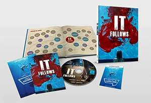 It Follows Special Edition Limitiertes Mediabook (Blu-ray) für 10€ (Amazon Prime & Dodax)
