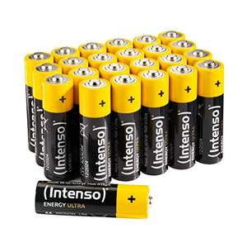 [prime] Intenso Energy Ultra AA Mignon LR6 Alkaline Batterien 24er Box