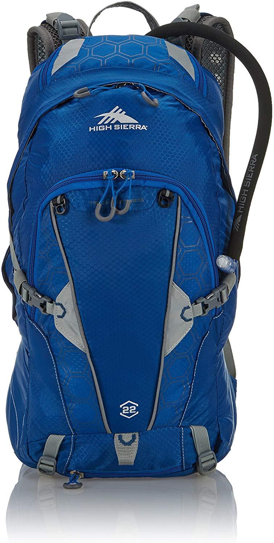 """High Sierra™ - Trekking-Rucksack """"Gallatin"""" (22 Liter,Trinksystem) für €24,97 [@Real.de]"""