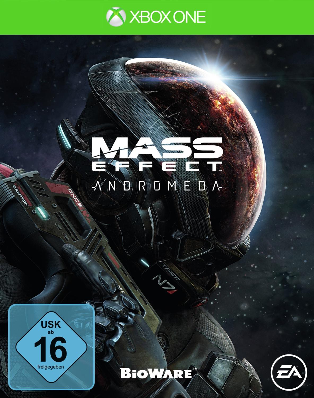Mass Effect: Andromeda (Xbox One) für 4,99€ (Conrad Filiale)