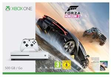 [Expert Künzelsau] Microsoft Xbox One S500GB + Forza Horizon 3