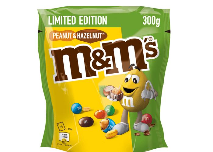 m&m's Peanut & Hazelnut 300g +++ Axe Duschgel verschiedene Sorten 0,99€ +++ LCD/LED (Samsung kompatibel) TV-Fernbedienung für 1,99€