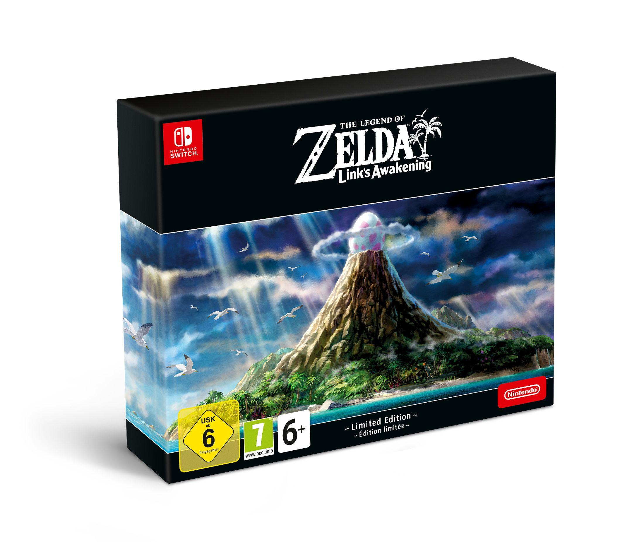 [Real Online] Zelda Link's Awakening Limited Edition für Nintendo Switch