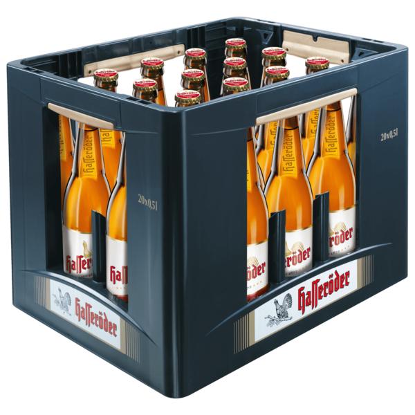 [Lokal] Rewe Hasseröder Premium Bier 20x05l Berlin Brandenburg