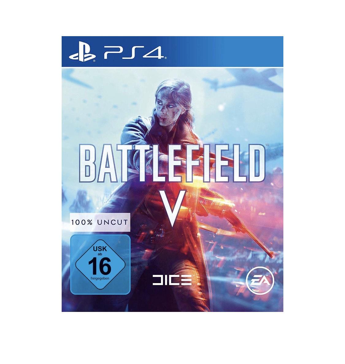 [Mediamarkt Bielefeld] Battlefield V - PS4