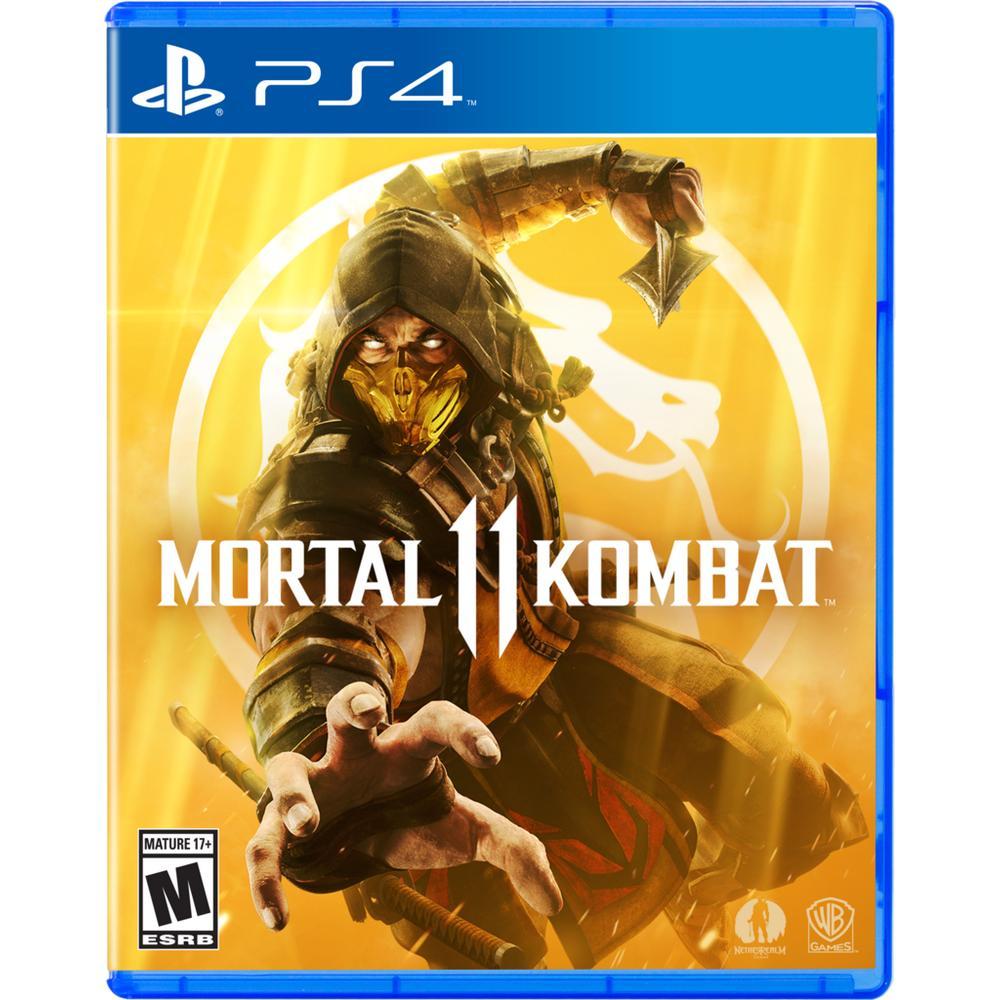[lokal] Mortal Kombat 11 (PS4) (Media Markt Landsberg am Lech) für 19 Euro
