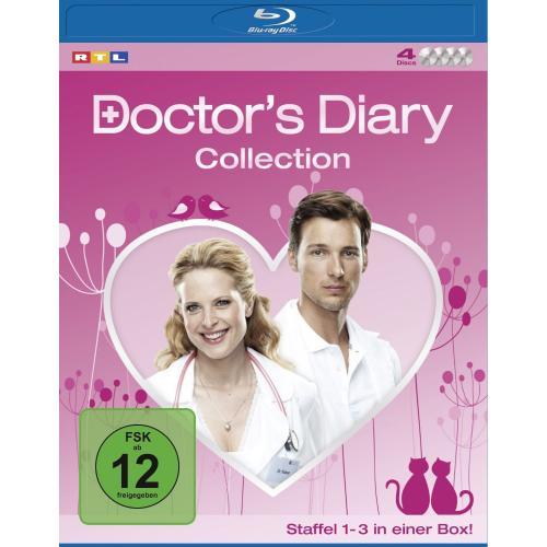 Doctor's Diary - Staffel 1-3 [Blu-ray] für 24,97€ @Amazon.de