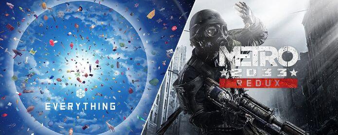 Metro 2033 Redux & Everything kostenlos (Epic Store)