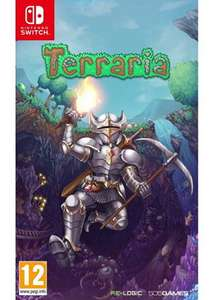 Terraria (Switch) für 22,67€ (Base.com)