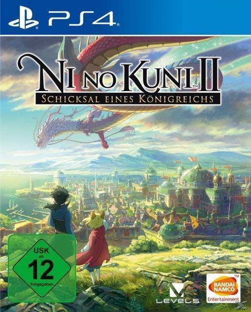 Ni No Kuni II: Schicksal eines Königreichs (PS4) für 12,99€ versandkostenfrei (Media Markt)