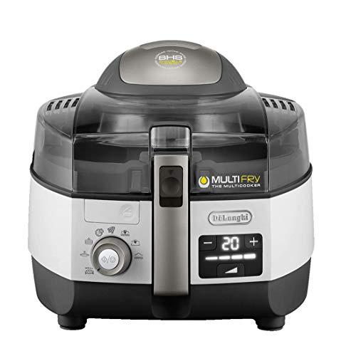 Amazon - DeLonghi MultiFry Extra Chef Plus FH 1396 Heißluftfritteuse/Multicooker  für 189,99 Euro