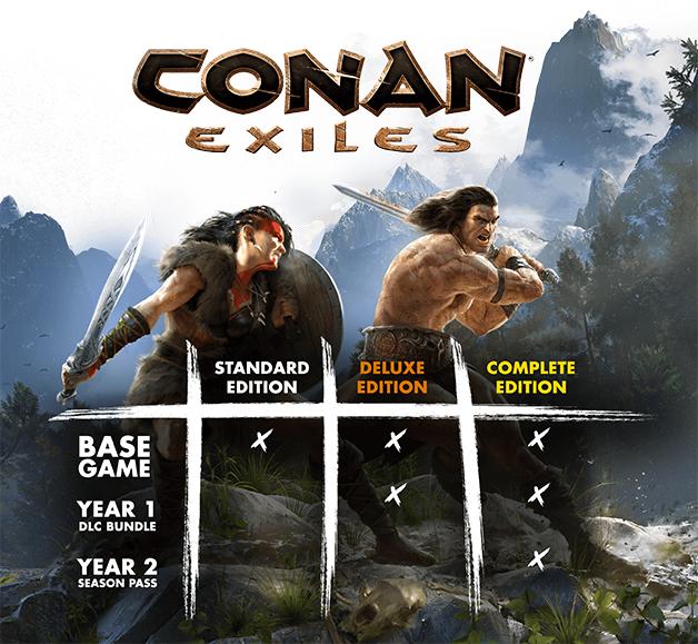 Free Weekend Conan Exiles bei Steam