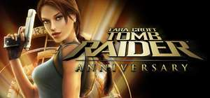Tomb Raider: Anniversary für 0,98€ (Steam)