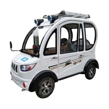 Stadtauto aus China - die Alternative