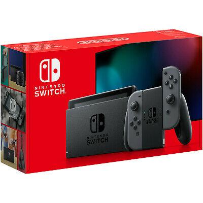Nintendo Switch Grau neue Edition bei Media Markt & Saturn via Ebay