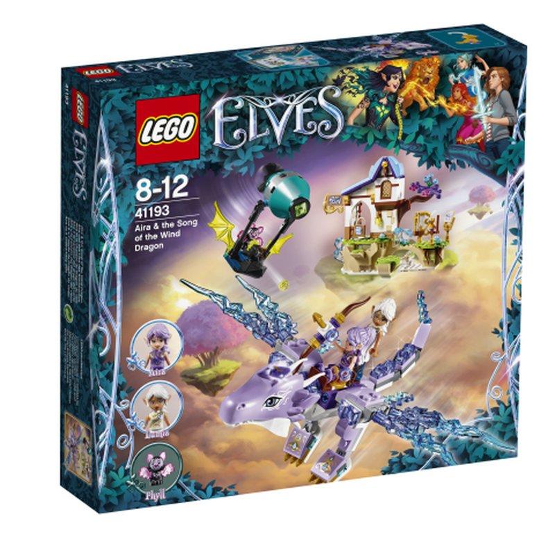 [lucky-bricks.de] LEGO® Elves 41193 - Aira und das Lied des Winddrachen