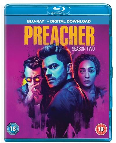 Preacher - Staffel 2 (Blu-ray) für 10,98£ (~12,46€) inklusive Versand!