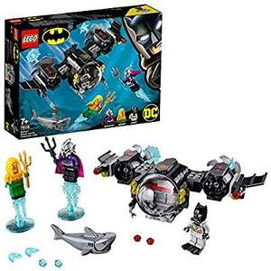 LEGO 76116 - DC Universe Super Heroes Batman im Bat-U-Boot [Amazon Prime]