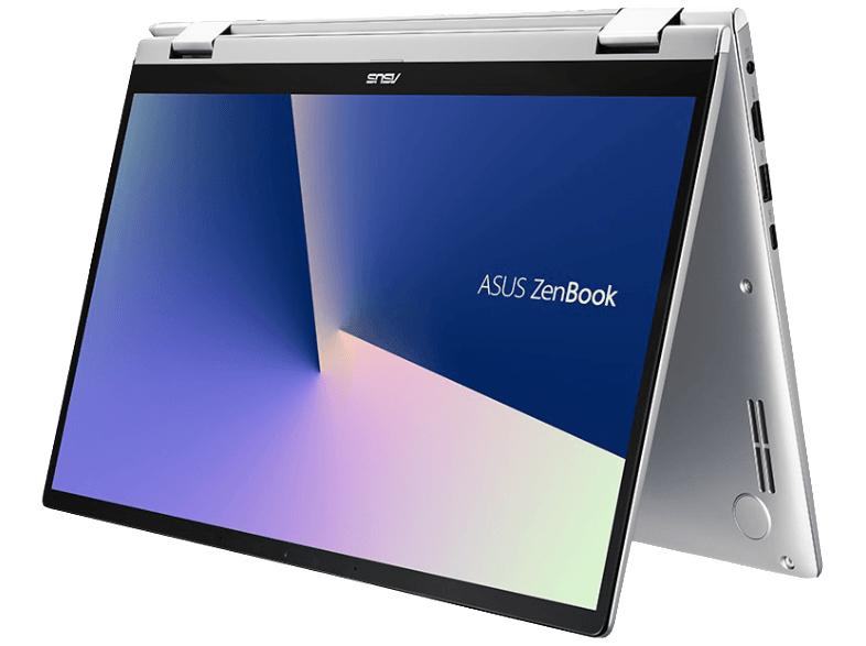 [Mediamarkt.de] Asus Zenbook Flip 14 (UM462DA-AIO22T) 14 Zoll Convertible mit Ryzen 5 3500U 8GB RAM 256 GB SSD in Grau