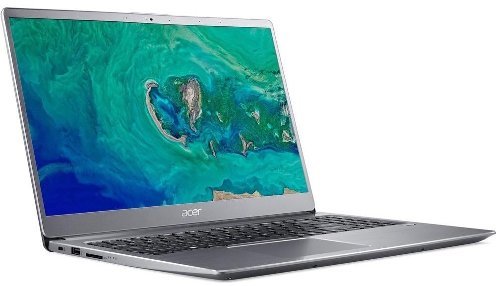 """Modern Device Days: z.B. Acer Swift 3 SF315-52G-531A (15.6"""", IPS, FHD, i5-8250U, 8GB RAM, 256GB SSD, MX150 2GB, USB-C, Alugehäuse, 1.8kg)"""