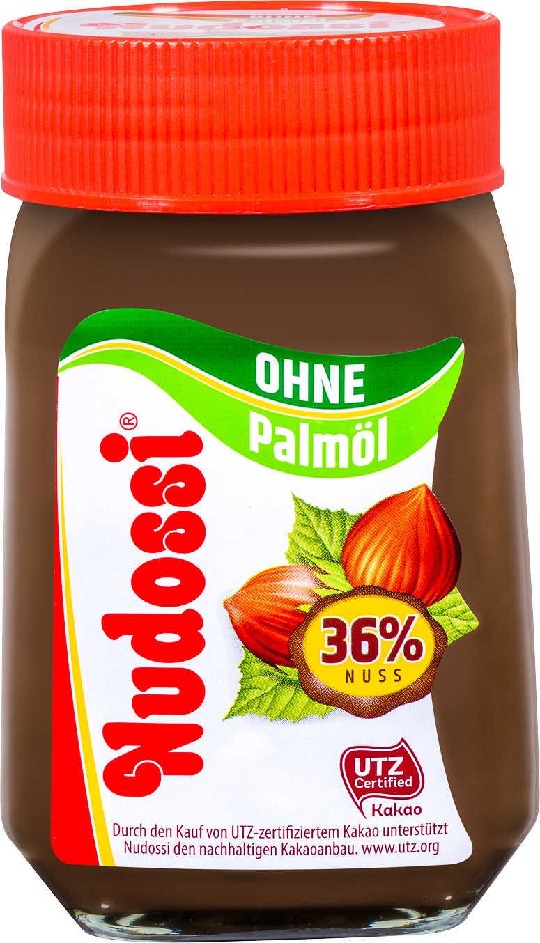 Nudossi Nuss-Nougat-Creme 300g Glas (ohne Palmöl) bei [Kaufland Ost]