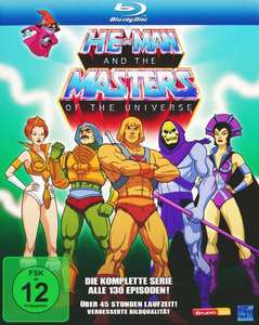 He-Man and the Masters of the Universe - Die komplette Serie (Season 1 & 2 - Blu-ray) - Thalia.de