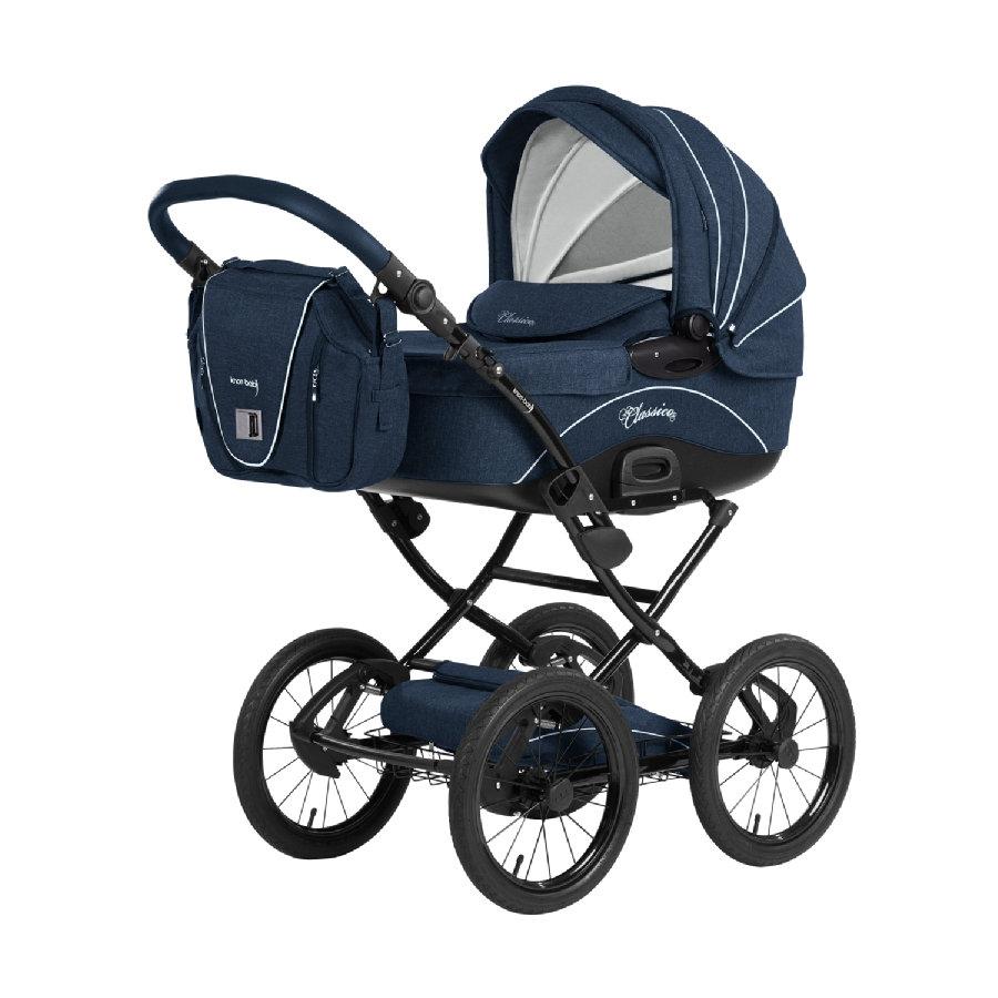 Kombikinderwagen: knorr baby Classico mit Lufträdern
