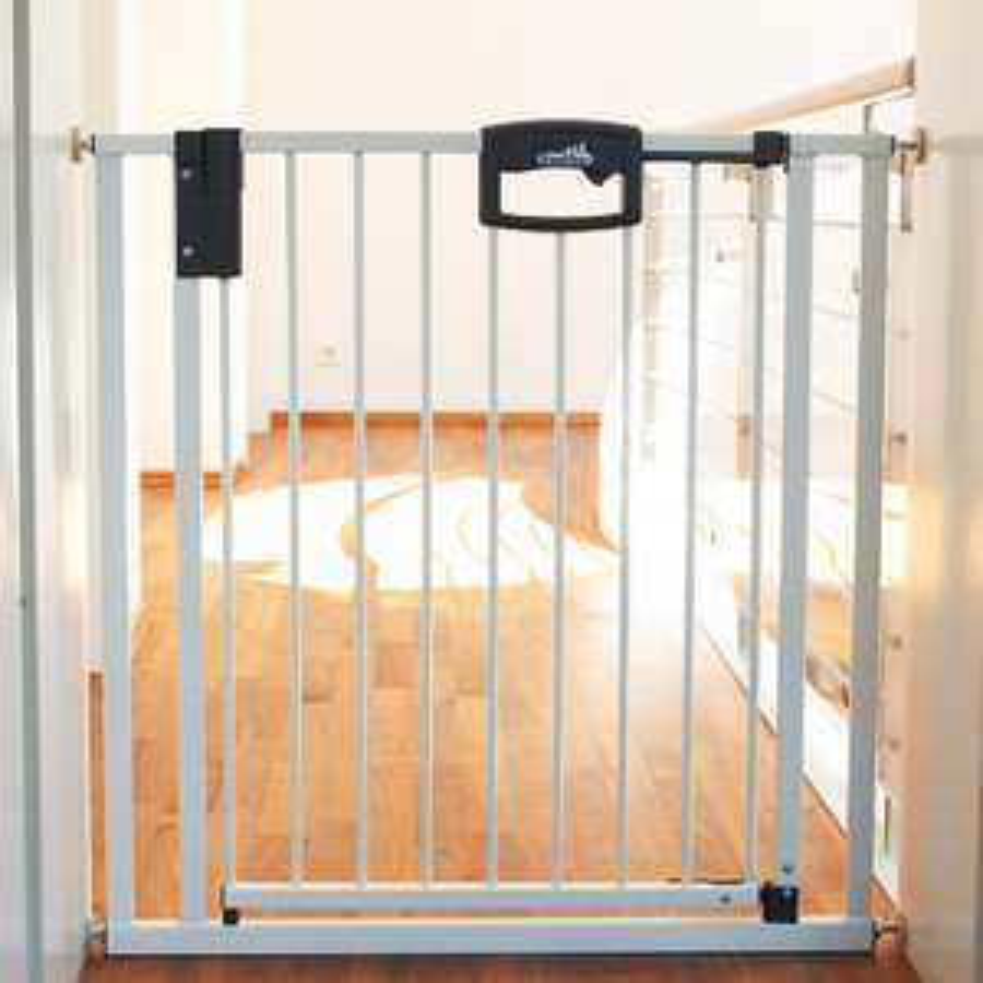 Geuther Türschutzgitter Easylock 4792 80,5 - 88,5cm