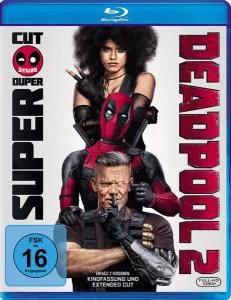 Deadpool 2 (2 Discs Blu-ray) für 6,87€ (Thalia)