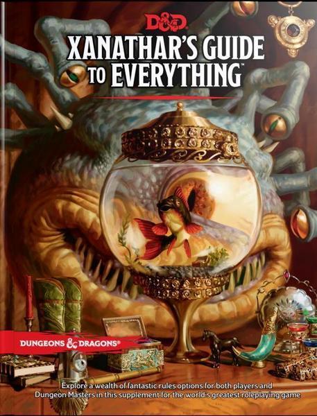 [Dungeons and Dragons] Xanathar's Guide to Everything und ähnliche Bücher bis zu -20%