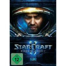 Amazon.de - StarCraft II: Wings of Liberty - Boxed Version -  Standardversion für 19,97 Euro - GRATIS Versand